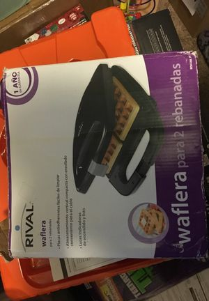 Waffle maker for Sale in Union City, CA