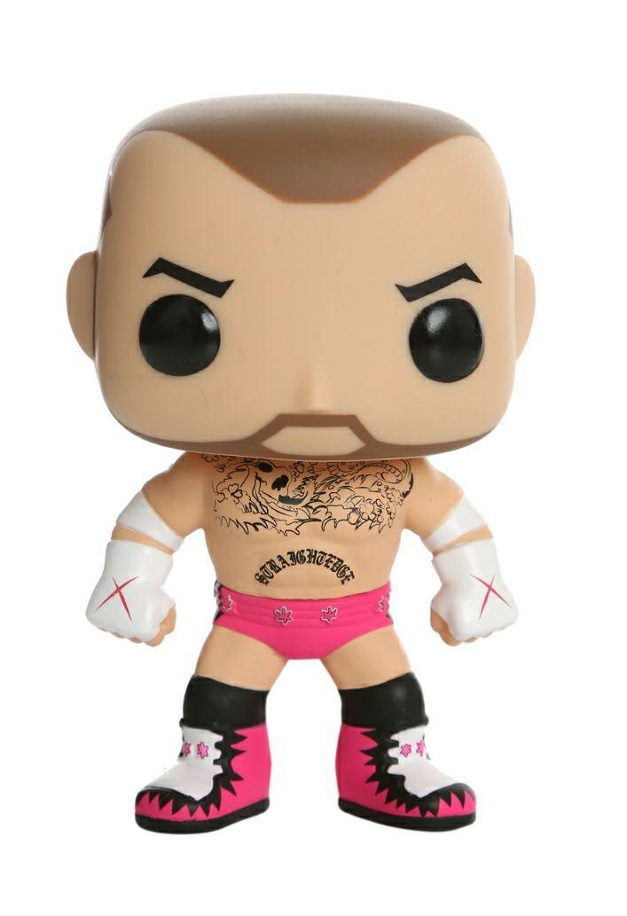 WWE HOT TOPIC EXCLUSIVE CM PUNK FUNKO POP VINYL 125.00 OBO