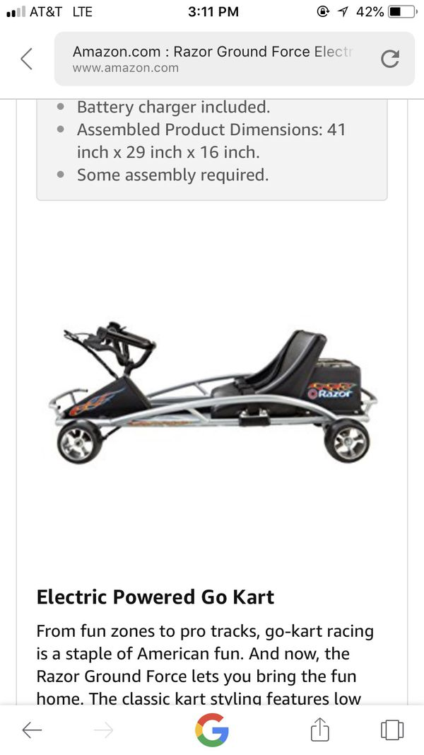 Go Kart Razor for Sale in Mission Viejo, CA - OfferUp
