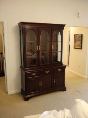 China cabinet for Sale in Raleigh, NC