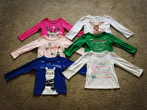 Carter's toddler long sleeve clothes 4t for Sale in Alexandria, VA