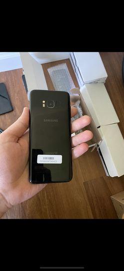 Samsung Galaxy S8 - 64GB - Black - Unlocked - Smartphone - G950U Thumbnail