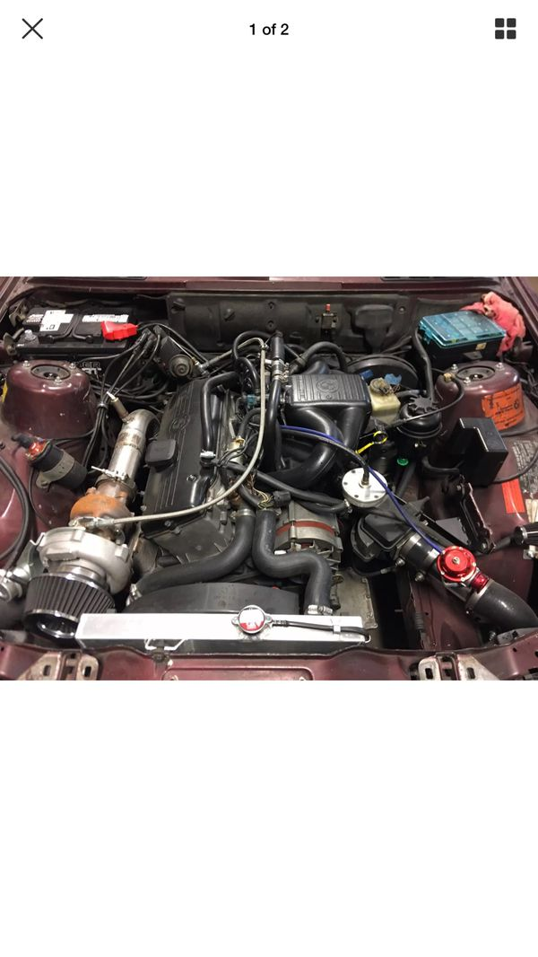 Bmw E30 Turbo Kit For Sale In Costa Mesa Ca Offerup