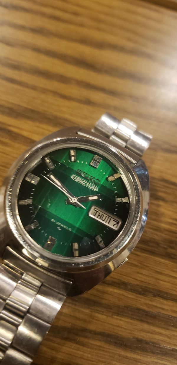 Men S Vintage Seiko 5 Actus Watch For Sale In Sunnyvale Ca Offerup