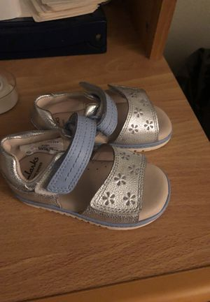 f06c74058c23 Clarks baby sandals for Sale in Downey