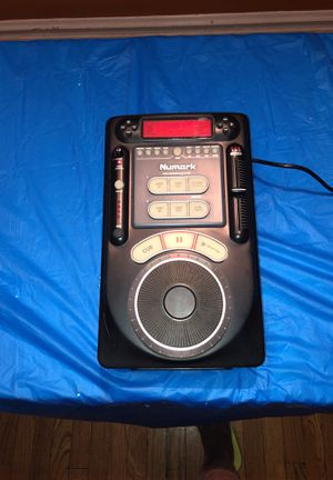 DJ, Audio Parts, Equipment. Axis 9 Professional CD Player for Sale in Chicago, IL