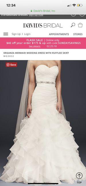 Wedding dress for Sale in Detroit, MI