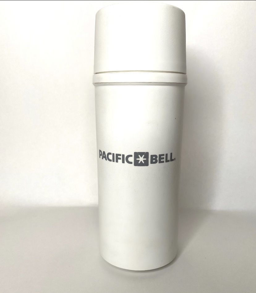 Pacific Bell Tumbler Vintage Promo