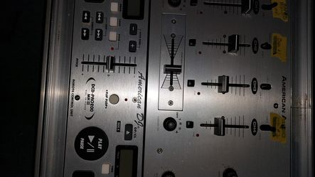 Audio Mixer American Dj X4 Thumbnail