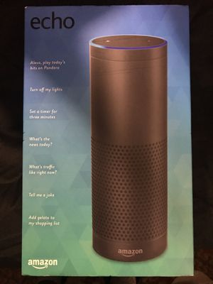 Amazon Echo for Sale in Vienna, VA