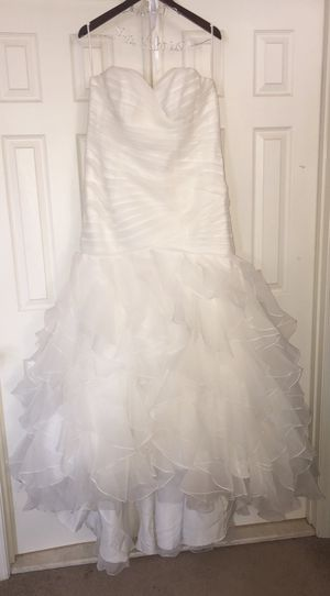 Wedding dress for Sale in Martinsburg, WV