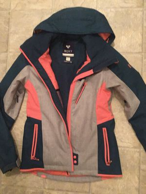 Photo Roxy Womens M snow/ski winter jacket Like NEW