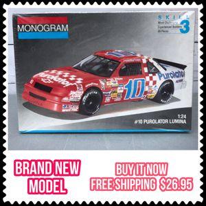 Photo PUROLATOR NASCAR #10 1:25 Scale Chevy Lumina DERRICKE COPE Monogram Model ( Last One )