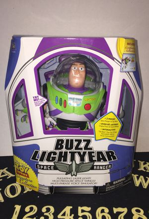 Toy story Signature Collection Buzz Lightyear for Sale in Lawrence Township, NJ
