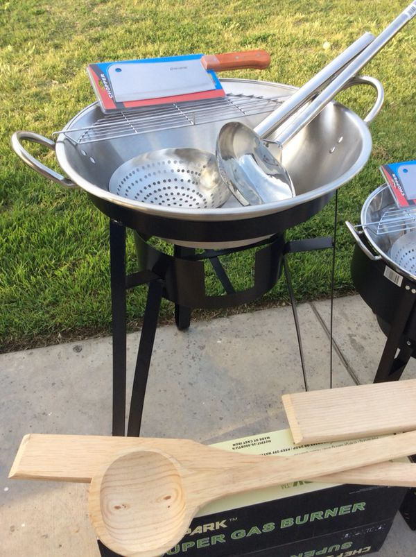 NEW CAZO COMAL QUEMADOR Y MAS for Sale in Fontana, CA - OfferUp
