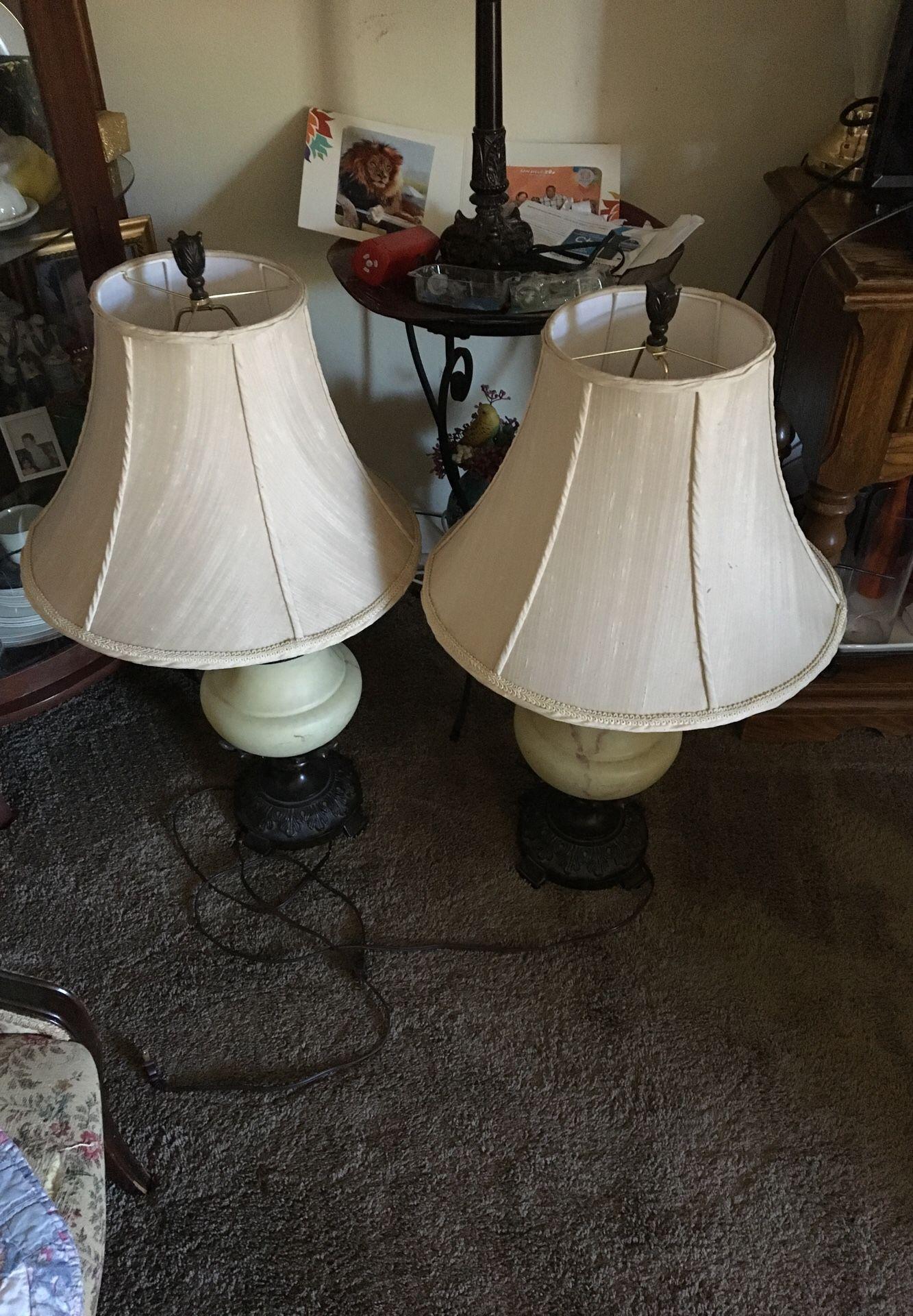 Lamps no light bulb