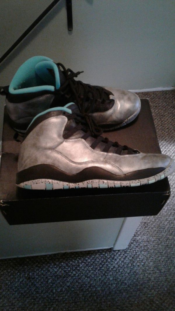 separation shoes e167d 1c9b3 Air Jordan 10 30th Anniversary Size 11 for Sale in Buffalo, NY - OfferUp
