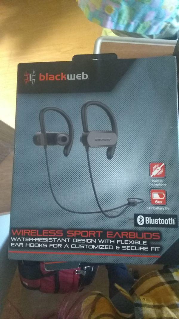 Blackweb Wireless Earbuds For Sale In Chula Vista Ca Offerup