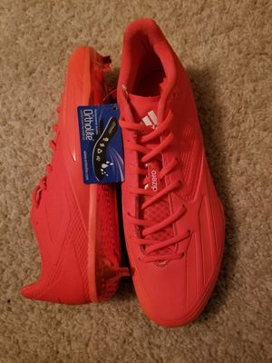 best sneakers 8e38f 9c35e Adidas adiZero Afterburner 3 Metal Baseball Cleats Infrared BW0365 Sz 10  NEW for Sale in Omaha