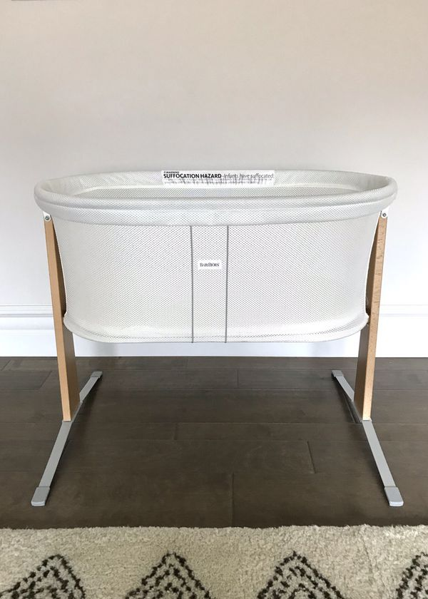 2e3eaee85a6 Baby Bjorn Cradle - White for Sale in Rocklin