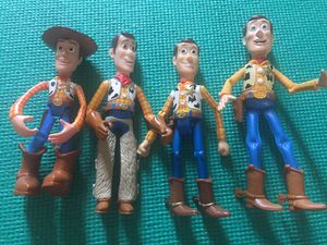 Toy story woody Figures Disney Pixar for Sale in Philadelphia, PA
