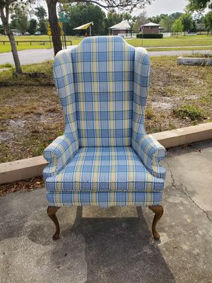 Drexel Heritage Wingback Chair For In Winter Springs