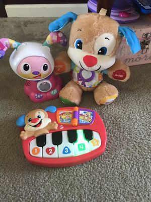 Fisher price baby toys for Sale in Mount Airy, NC