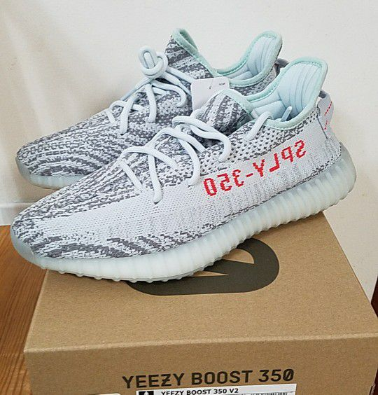 451804f6780 Adidas Yeezy Boost 350 v2 Blue Tint size 9 for Sale in Atlanta