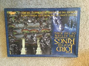The Lord of the Rings: The Return of the King - Workshop Games Board Game for Sale in Arlington, VA