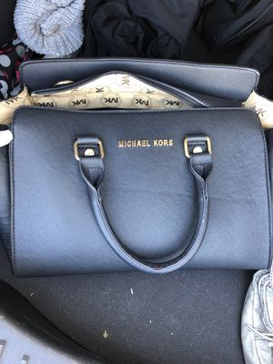 Black Michael Kors purse for Sale in Purcellville, VA