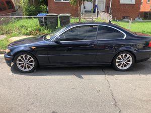 330ci BMW 2004 for Sale in Washington, DC