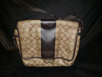 Coach mens bags and shoes Thumbnail