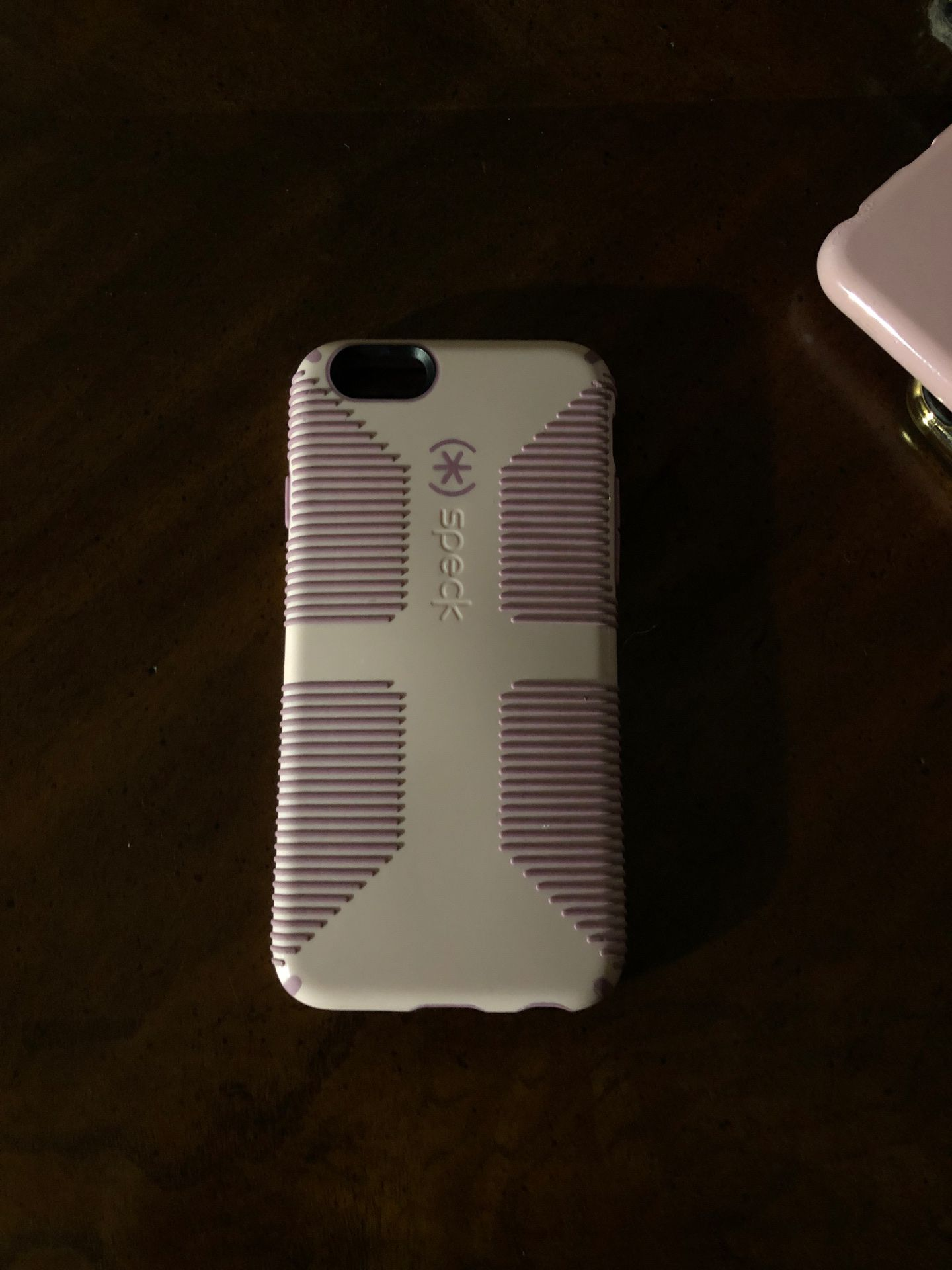 Pink Speck iPhone 6 case