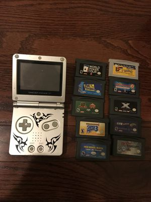 GameBoy special edition for Sale in Chevy Chase, MD