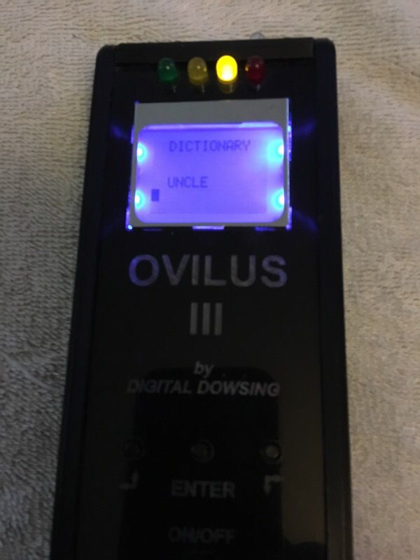 Ghost Hunting equipment Ovilus 3 for Sale in San Antonio, TX - OfferUp