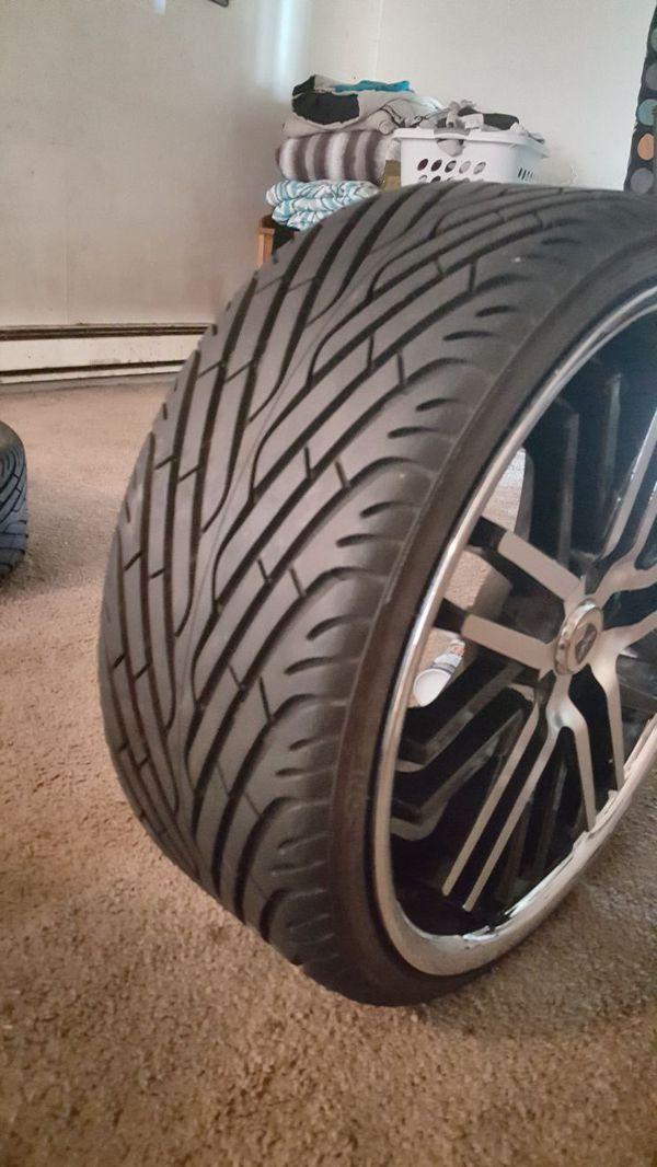 offerup inch rims tires wa
