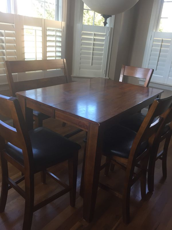 Farmhouse Dining Table Room Set