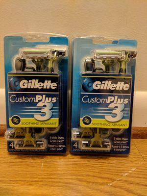 Gillette razor for Sale in Rockville, MD