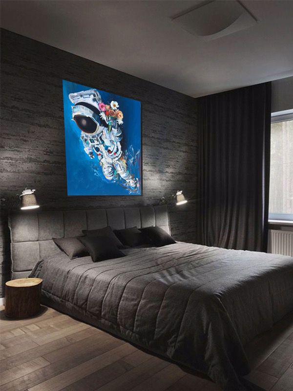 Nasa Astronaut Painting For Sale In Weehawken NJ
