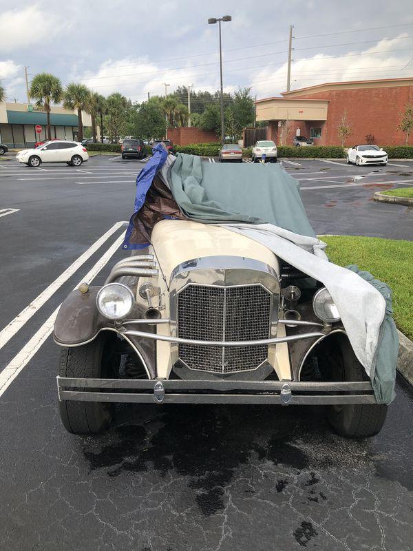 1929 Mercedes Benz gazelle replica for Sale in Fort Pierce ...