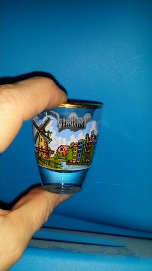 Shot glass collectable in mint condition asking 45.00 obo. for Sale in West Valley City, UT