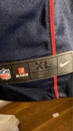 Tom Brady Stitched patriots jersey Thumbnail