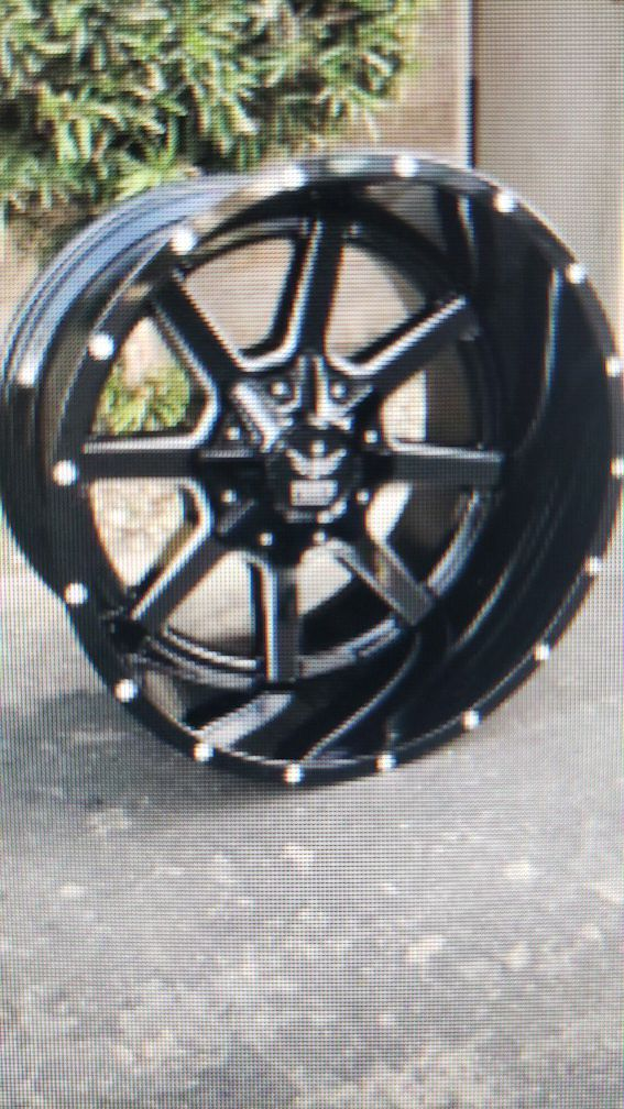 20x12 force f13 wheels all fitments available