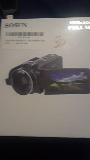 Digital video camera for Sale in Laveen Village, AZ