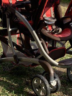 2 Seater Stroller Thumbnail