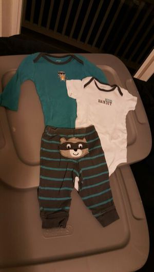 6 Month 3-piece Set for Sale in Spanaway, WA