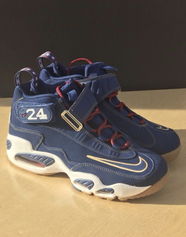 detailed pictures 4c18e b4925 Nike Air Griffey Max Griffey for Prez Sz 9