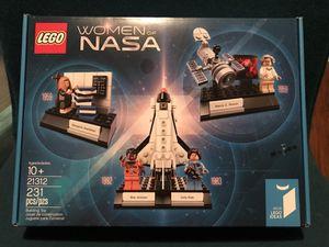 Lego women of NASA for Sale in Lawndale, CA