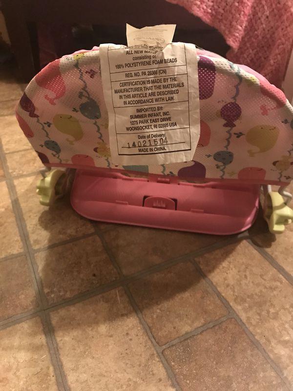 Fantastic Pink Baby Bath Seat Elaboration - Bathtubs For Small ...