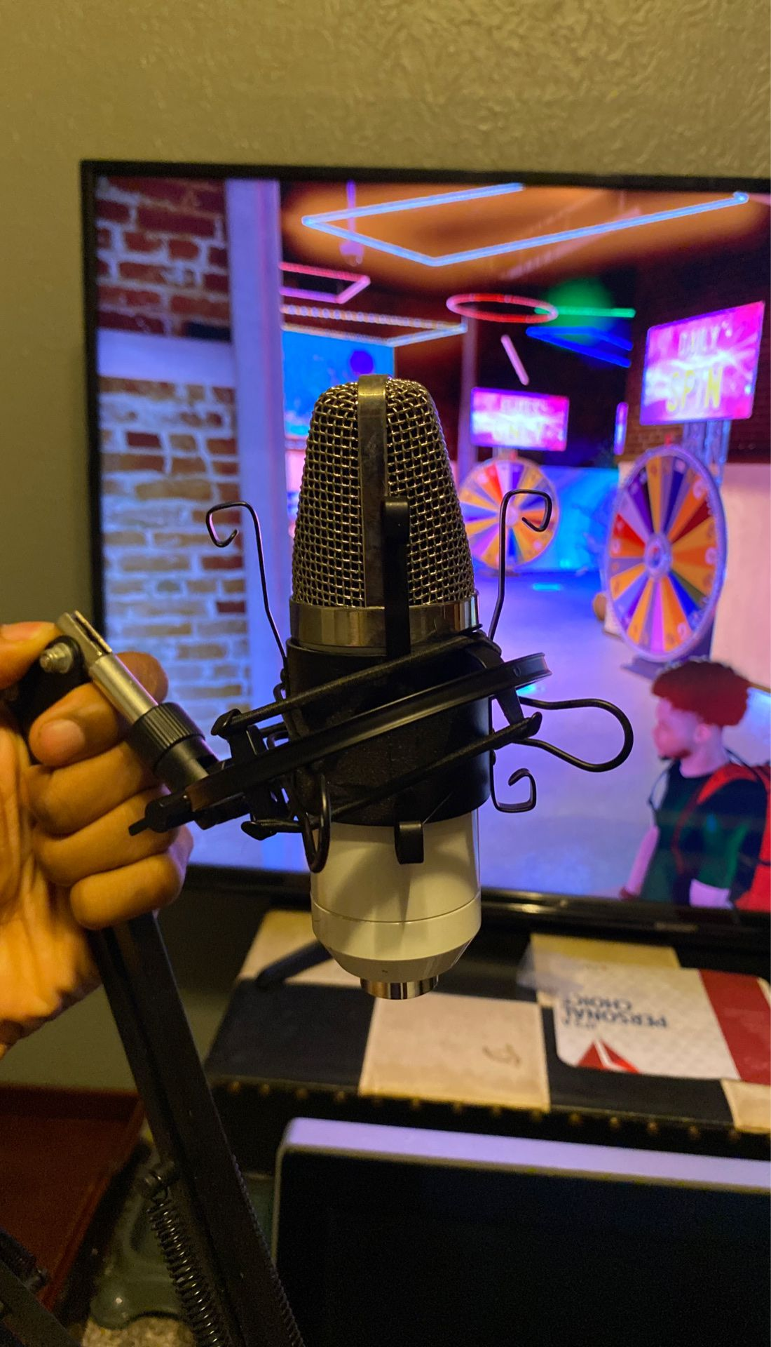 Recording/Podcast Microphone